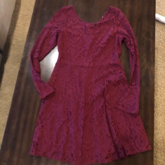 Design Lab Lord & Taylor Dresses & Skirts - Lace Dress